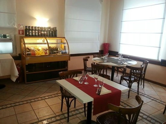 Setteduequattro Pizza & Cucina: sala