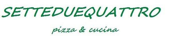 Setteduequattro Pizza & Cucina: insegna