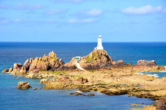 Corbiere Lighthouse (La Corbiere): A Stunning Sight