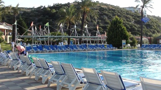 Aquafantasy Aquapark Hotel & SPA: vue
