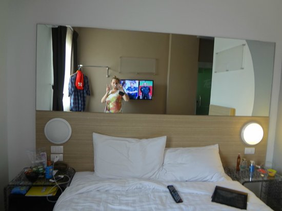 Red Planet Patong, Phuket: chambre
