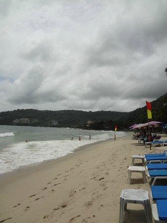 Red Planet Patong, Phuket: allentour plage patong