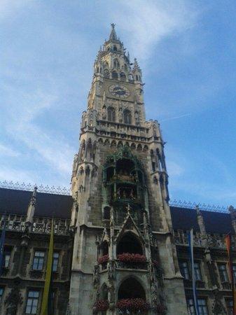Marienplatz: Marianplatz