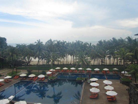 Club Med Bintan Island : vue de la réception