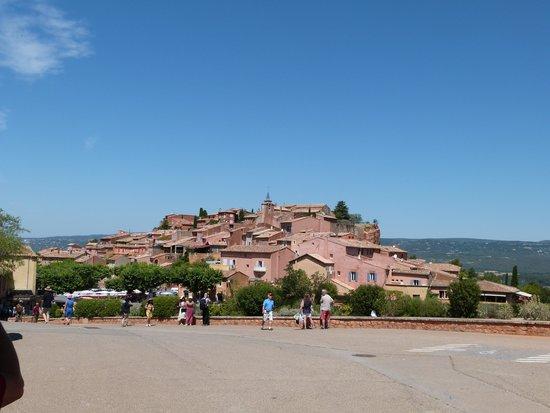 Hotel Les Ambres : Roussillon