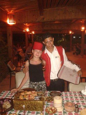 Desert Rose Resort: в ливанском ресторане