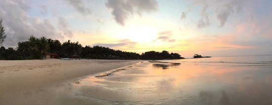 Club Med Bintan Island: vue plage