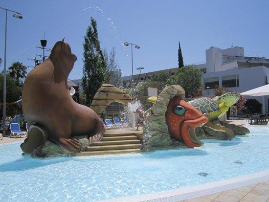 Aparthotel Rosa del Mar: Детский аквапарк