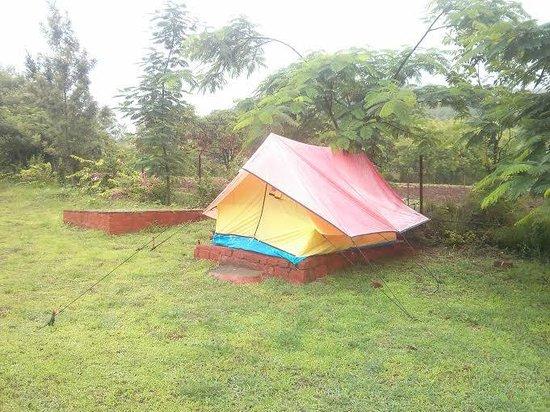Camp Temgarh: Camping Tent