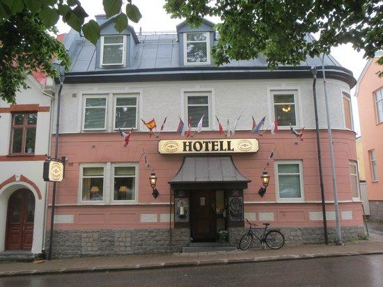 Centralhotellet: Hotell mitt i staden