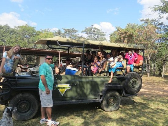Olievenhoutsrus Guest & Game Farm: Game Drive