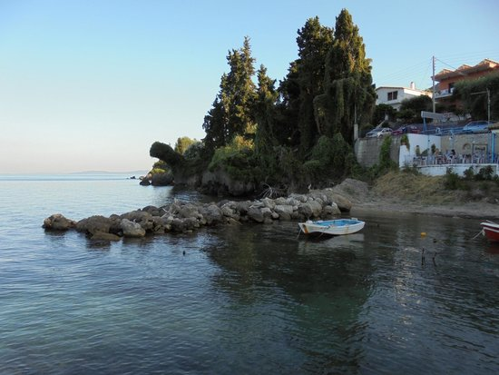 Aeolos Beach Resort : vue plage