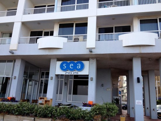 Sea Executive Suites: Front view