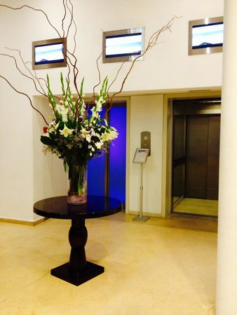 Sea Executive Suites: Lift