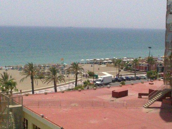 Hotel Puente Real: playa