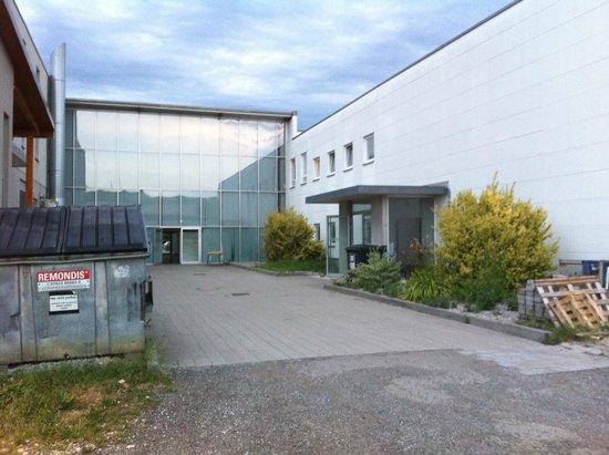 Hotel Schlafstadt: Industriedesign - kalt und lieblos