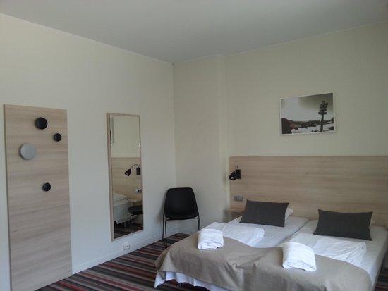Citybox Bergen : Large double room