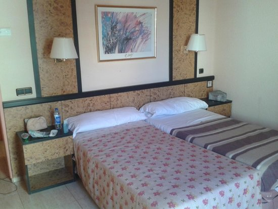 Sumus Hotel Monteplaya: мой номер