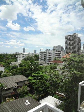 Red Planet Asoke, Bangkok: vus