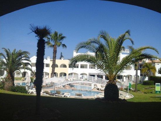 Natura Algarve Club: A vista do apartamento