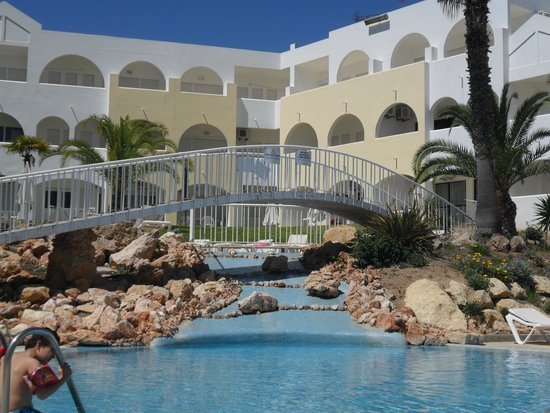 Natura Algarve Club: A piscina