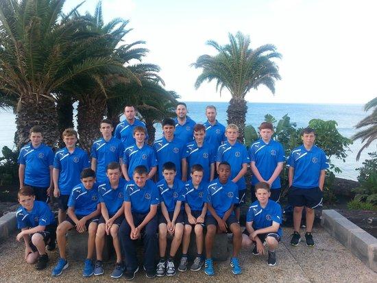 Lanzarote Karting : Cardinal Heenan High School
