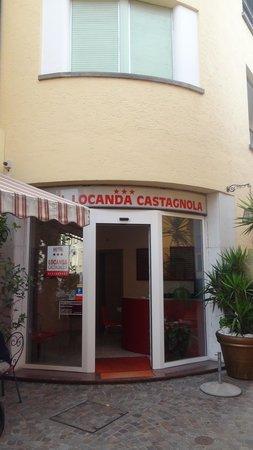 Locanda Castagnola: Front Entrance