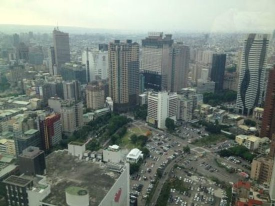 The Landis Taichung: View