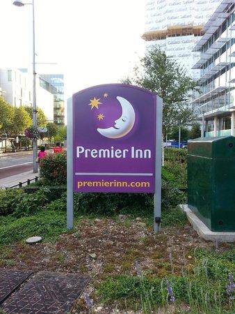 Premier Inn London Ealing Hotel: Premier Inn