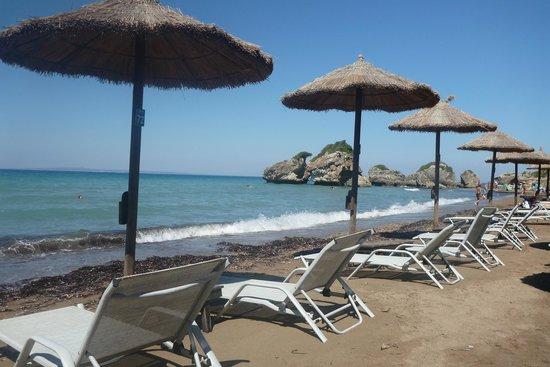 Katerina Palace Hotel: Azzuro Beach