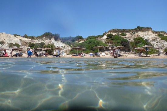 Katerina Palace Hotel: Gerakas beach