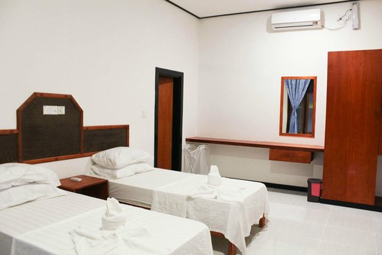 Sun Suites Maldives: Bedroom