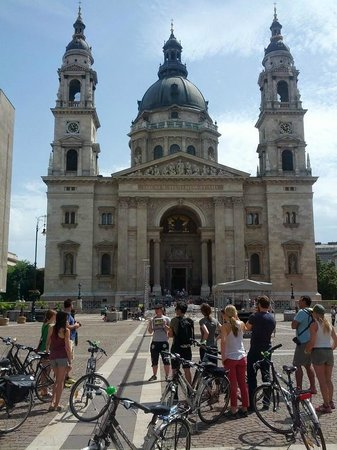 Budapest Bike Breeze: Bike tour around Budapest