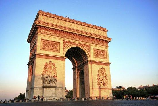 PARISCityVISION: Arc de Triomphe