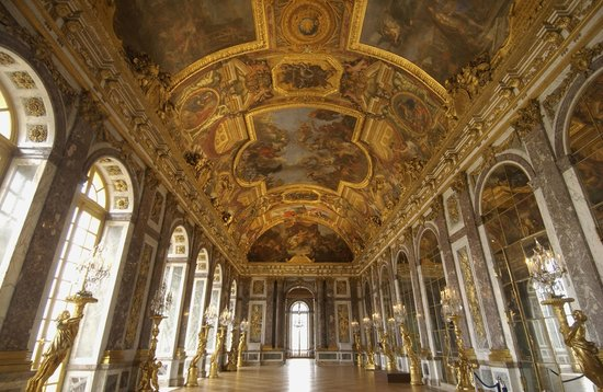 PARISCityVISION: Hall of Mirrors in Versailles Palace