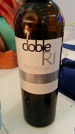 Rompeolas Restaurante - Fuerteventura -: excellent wine choice
