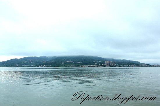 Tamsui: Beautiful sea view