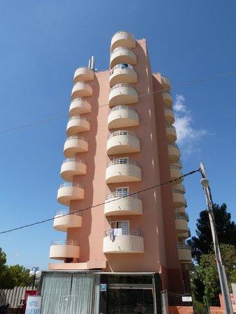 Blue Bay Hotel: Hotel