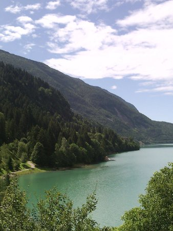 Hotel de la Ville: Lago di Molveno
