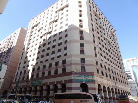 Al Haram Hotel : Main Elevation