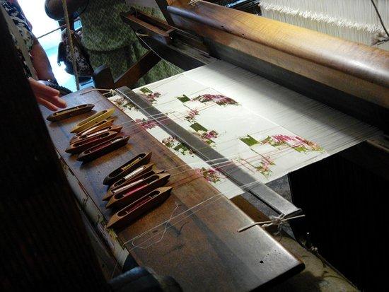 Maison des Canuts : spolette