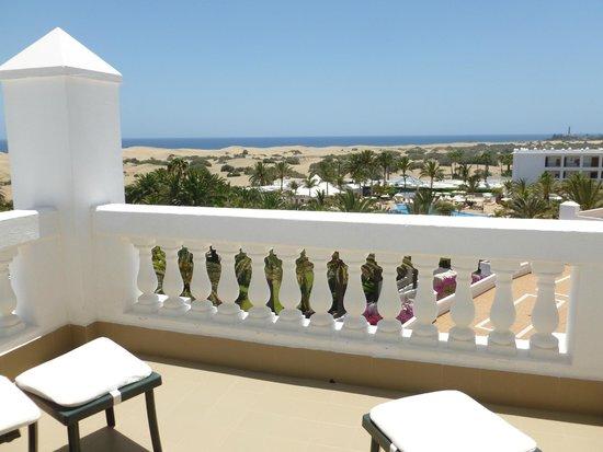 Hotel Riu Palace Maspalomas: View