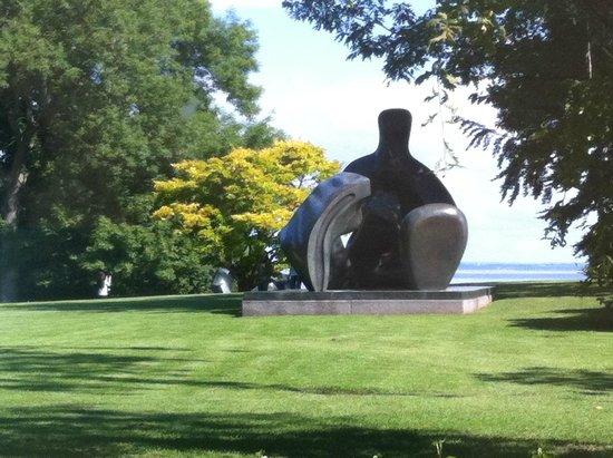 Luisiana Museum of Modern Art: jardin