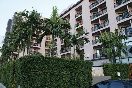 ibis Hua Hin: Hotel grounds