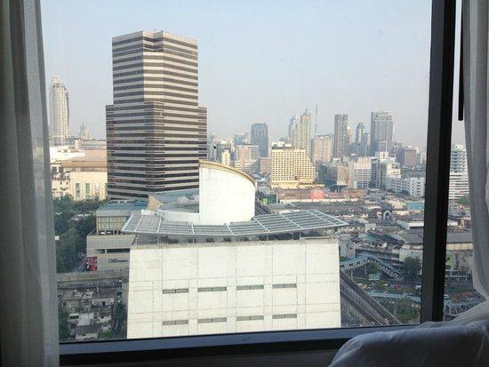 Mercure Bangkok Siam: grande vus