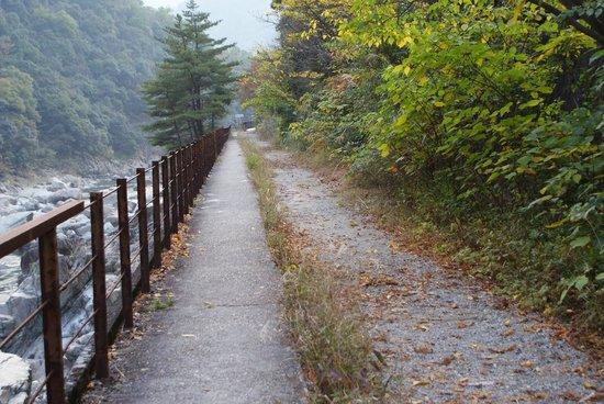 Префектура Хего, Япония: 福知山線 廃線跡