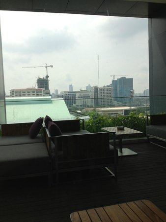 Mercure Bangkok Siam: Acceuil