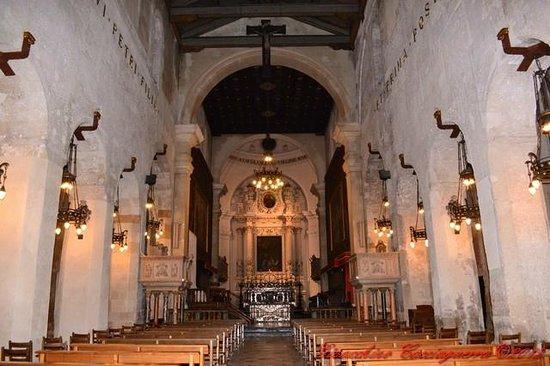 Duomo di Siracusa - interno