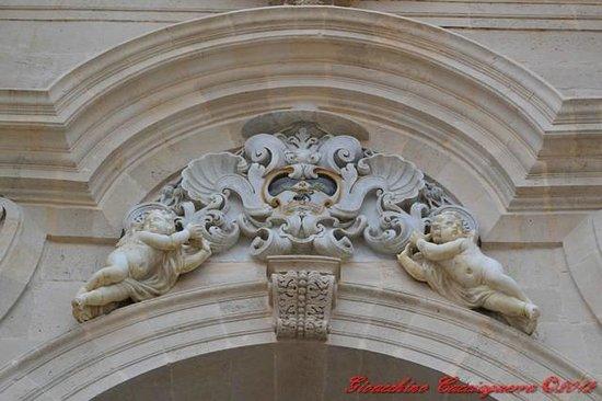 Duomo di Siracusa - particolare