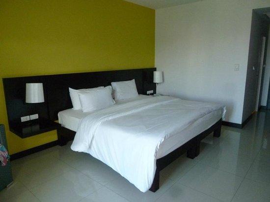 Simplitel Hotel : Bedroom